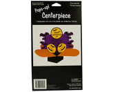 Creative Converting Halloween Dimensional Pop-Out Style Spooky Bats Centrepiece