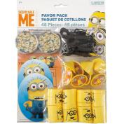 Despicable Me Minions Party Favour Kit, 48pc