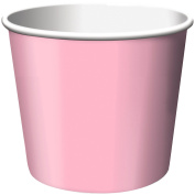 Creative Converting 6 Count Treat Cups, Classic Pink