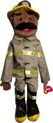 Sunny Toys 70cm Ethnic Dad/Fireman Full Body Puppet