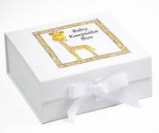 Baby Keepsake Box, Memory Box, Giraffe , Memory Box Box, Baby Gift, Baby Shower Gifts