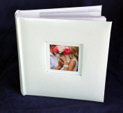 Real Leather Wedding Photo Album or Any Special Occasion