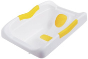 Italbaby 090.0059 Baby Bath Tray, 2 Positions white