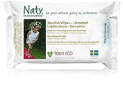Naty by Nature Babycare Sensitive Travel Wipes 170g