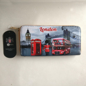 [UK SELLER] London Icons Long Purse PR016