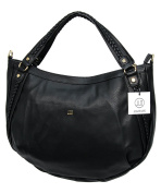 BLACK HOBO AND SHOULDER BAG J.LO BY JENNIFER LOPEZ BAGJL6165NE