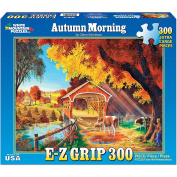 White Mountain Puzzles Autumn Morning - 300 Piece Jigsaw Puzzle