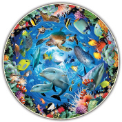 Round Table Puzzle - Ocean View