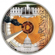 A Broader View Round Table Puzzle - USA Capital (500 Piece) Puzzle