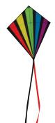 In the Breeze Rainbow Burst Diamond Kite, 100cm