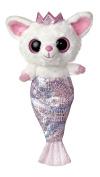 Aurora World YooHoo and Friends Pammee Princess Mermaid Plush