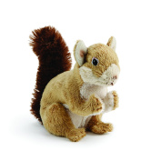 Nat and Jules Plush Toy, Squirrel