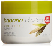 Babaria - Body Cream Olive Oil - 250 ml
