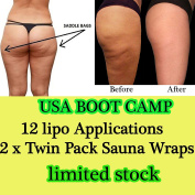 • SPECIAL OFFER PRIME .  2 FREE CHOCOLATE WRAPS • 5 FREE HERBAL PATCHES • 2 FREE SEAWEED WRAPS • 12 BODY CLAY INCH-LOSS APPLICATIONS • FOR WEIGHT LOSS WATCHERS SLIMMING IN OUR WORLD • DETOX SLIMMING SHAPING ANTI-CELLULITE HOME SPA KIT