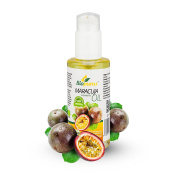 Certified Organic Cold Pressed Maracuja Cosmetic Oil 100ml Biopurus