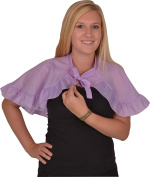 Solida Dressing Cape, Pack of 1, Lilac