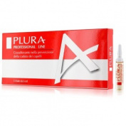 Plura 13 6 ml Ampoules Anti Hair Fall To Base Of Natural Extracts