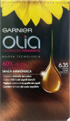 Olia coloraz.Perman.Without Ammonia Cast.Clear Chocolate