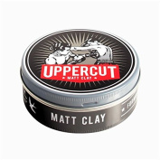 UPPERCUT DELUXE PROFESSIONAL BARBERS MENS MATT CLAY HAIR POMADE 60g -