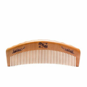 Apothecary 87 Professional Barbers The ManClub Barber Comb Bamboo