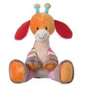 Happy Horse Giant Plush Toy, Giraffe Giro