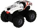 Hot Wheels Monster Jam Rev Tredz Monster Mutt Dalmatian Vehicle