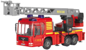 Dickie Toys 41cm Light and Sound Fire Truck Vehicle