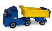 Wader Quality Toys PowerTruck Carrier Roller Combo Vehicle