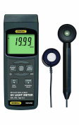 General Tools UV254SD UVC and UVA Data Logging Metre with Excel plus Formatted SD Card by General Tools