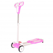 Active Play Toys and Games Little Scoot Scooter Ride On, Pink, One Size