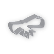 The American Cookie Cutter by Flavortools Diploma Cookie Cutter, 11cm , Set of 12