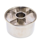 ScrapCooking Stainless Steel Donuts and Cronuts Cutter