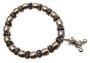 Beaded Bracelets For Women Silver Bracelets Stretch Bead Bracelets Stretch Bracelets 114246