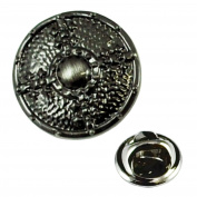 Viking Shield Lapel Pin Badge
