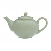 Protege Homeware Pale Green Dolomite 1300ml Teapot
