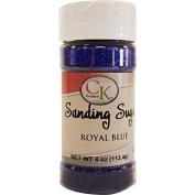 CK Products 78-505E Cake Decorating Sanding Sugar Bottle, 120ml, Royal Blue