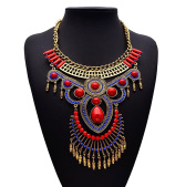 Easting Turquoise Jewellery Necklaces Wedding Best Costume Jewellery Charm Necklace