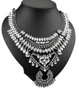 Easting Hot Fashion Retro Jewellery Pendant Luxury Egyptian Style Women Clavicle Chain Necklace