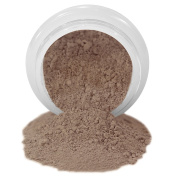 ColorPops by First Impressions Moulds Matte Brown 12 Edible Powder Food Colour For Cake Decorating, Baking, and Gumpaste Flowers 10 gr/vol single jar
