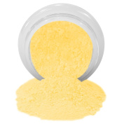 ColorPops by First Impressions Moulds Matte Yellow 3 Edible Powder Food Colour For Cake Decorating, Baking, and Gumpaste Flowers 10 gr/vol single jar