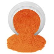 ColorPops by First Impressions Moulds Matte Orange 24 Edible Powder Food Colour For Cake Decorating, Baking, and Gumpaste Flowers 10 gr/vol single jar