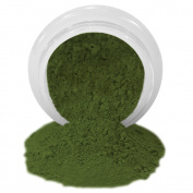 ColorPops by First Impressions Moulds Matte Green 24 Edible Powder Food Colour For Cake Decorating, Baking, and Gumpaste Flowers 10 gr/vol single jar