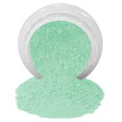 ColorPops by First Impressions Moulds Matte Green 2 Edible Powder Food Colour For Cake Decorating, Baking, and Gumpaste Flowers 10 gr/vol single jar