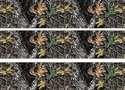 Whimsical Practicality Mossy OAK Camo Edible Icing Cake Border Strips