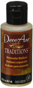 DecoArt Traditions Artist Acrylic Mediums/Specialty Products, 90ml, Watercolour