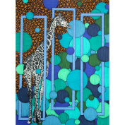 Artisticle Tall Giraffe print from Artisticle by Aimee Alexander