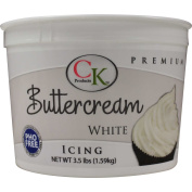 CK Products 77-800 PHO Free Buttercream Icing, 1.6kg, White