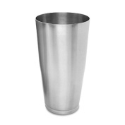 Co-Rect Stainless Steel Shaker Brushed with Weighted Base, 830ml, Brushed