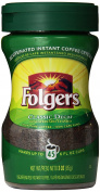 Folgers Classic Decaf Instant Coffee, 90ml