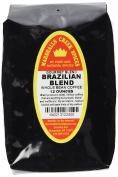 Marshalls Creek Spices Gourmet Whole Bean Coffee, Brazilian Blend, 350ml